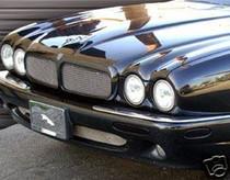 Jaguar XJ8 XJ6 XJR Stainless Steel Lower Mesh Grille Grill