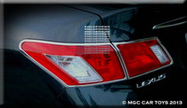 2007-2011 Lexus ES Taillight Chrome Trim Upgrade (One Set)