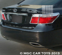 2007-2010 Lexus LS Taillight Chrome Trim Upgrade (One Set)