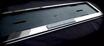 Signature Edition European Number Plate Frame Bentley Aston Martin Maserati BMW