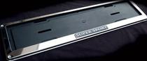 Supersport Super Sport European Number Plate Frame Bentley Jaguar Maserati BMW