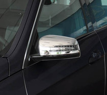 Mercedes GLK Chrome Mirror Cover Upgrades (Set Of Two)