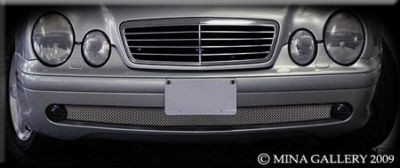 Mercedes CLK 97-03 Lower Mesh Grille Grill 430 & Amg