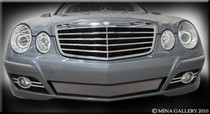 Mercedes E-Class E320 Lower Mesh Grille Grill 2007-2009