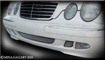 Mercedes E-Class E320 Lower Mesh Grille Grill Kit 96-02