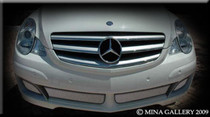 Mercedes R-Class Lower Mesh Grille Grill Set 06-2007