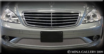 Mercedes S-Class Lower Mesh Grille Grill 2007 Amg Sport