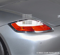 Porsche Boxster & Boxster S Taillight Chrome Trim Surround 2005-2013 (One Pair)