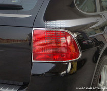 Porsche Cayenne 2003-2006 Taillight Chrome Trim Upgrade (One Pair)