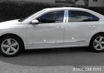 Volkswagen Volkswagen Rocker Panels 2012-Up Passat Lower Accent Trim 1 1/4''