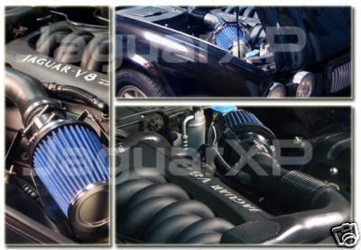 Jaguar Xj8 Xjr 98 07 Performance Air Intake Heat Shield