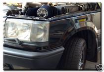 Range Rover 87-02 Heat Sheild Performance Intake Kit