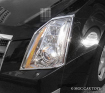 Cadillac CTS 08-Up High Quality Headlight Chrome Trim Surround MGC-C001