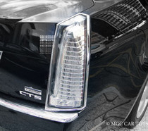 Cadillac CTS 08-Up Series  High Quality Taillight Chrome Trim Surround MGC-C002