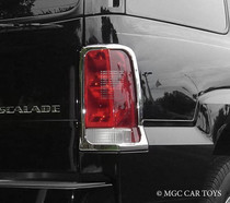 Cadillac Escalade 02-06 High Quality Taillight Chrome Trim Surround MGC-C004