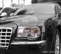 Chrysler 300C 05-10 High Quality Headlight Trim Surround MGC-C008