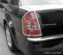Chrysler 300C 05-07 High Quality Taillight Chrome Trim Surround MGC-C009