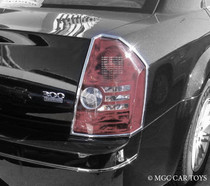 Chrysler 300 05-Up High Quality Taillight Chrome Trim Surround MGC-C011
