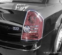Chrysler 300 05-Up High Quality Taillight Chrome Trim Surround MGC-C011