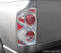 Dodge Ram 02-08 High Quality Taillight Chrome Trim Surround MGC-D002