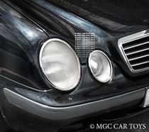 Mercedes Benz CLK W208 97-02 High Quality Headlight Chrome Trim Surround MGC-M036