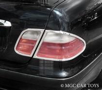 Mercedes Benz CLK W208 97-02 High Quality Taillight Chrome Trim Surround MGC-M037