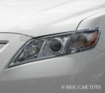 Toyota-Camry 06-09 High Quality Headlight Chrome Trim Surround MGC-T001
