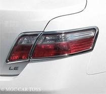Toyota-Camry 06-09 High Quality Taillight Chrome Trim Surround MGC-T002