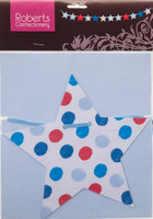 Party Bunting - Blue Stars