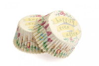 Cupcake Cases - Bride and Groom Pkt 24