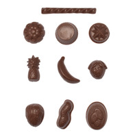 Fruit, Nut & Assorted Dinner Mints -  400