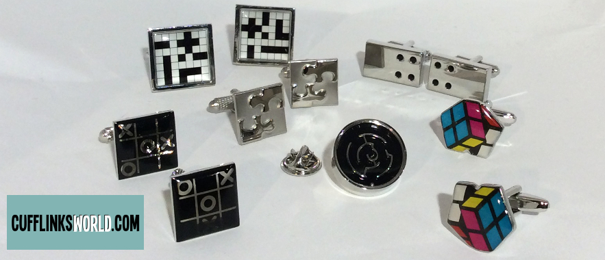 It's no puzzle, we have great choice and fantastic value at Cufflinks World!