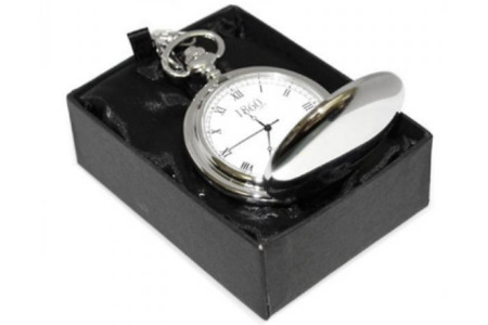 Full Hunter Personalised Pocket Watch