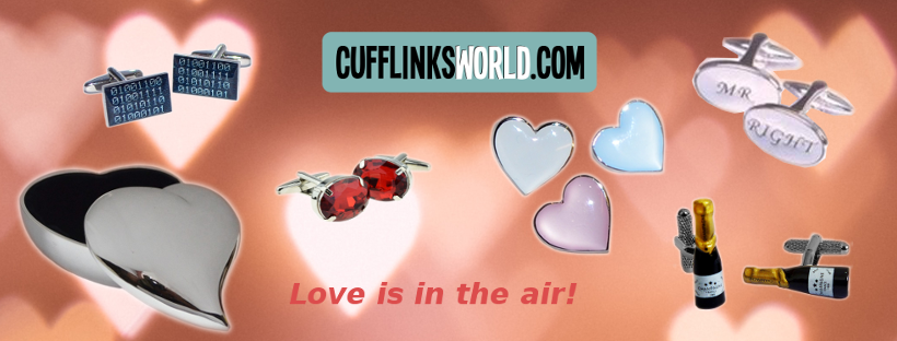 Love is in the Air at Cufflinks World