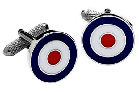 RAF logo Cufflinks