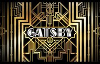 The Great Gatsby Promotional Image - set in the 1920's