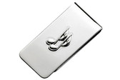 Musical Notes Money Clip
