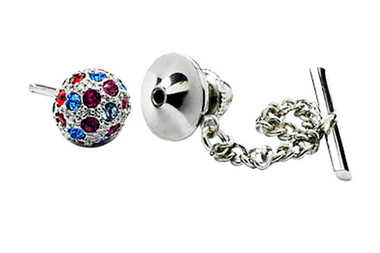 Swarovski Tie pin