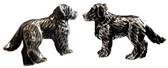 Spaniel Dog Cufflinks
