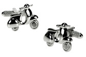 Vespa Car Cufflinks