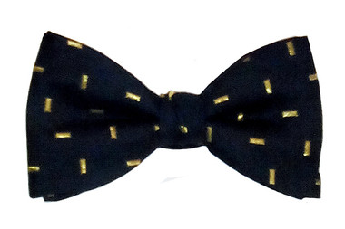 Men's bow tie in silk