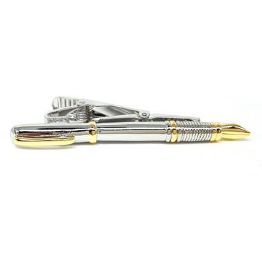 Fountain Pen tie clip