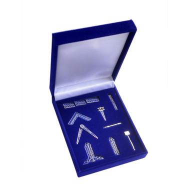 Miniature Masonic Freemason Working Tools Gift Set