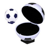 Football Shaped Cufflink Storage box