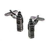 'Big Ben'  Elizabeth Tower 3D Cufflinks