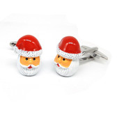 Father Christmas / Santa Claus Cufflinks