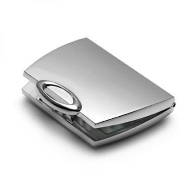 Handbag Shaped Silver Plated Handbag Mirror