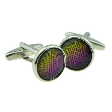 Formal Multi-Coloured Gridded Cufflinks