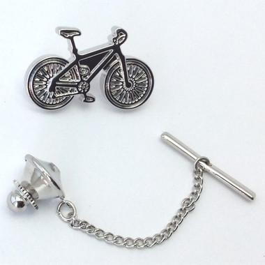 Mountain Bike (Bicycle) Tie Pin