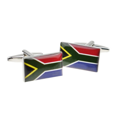 Flag of South Africa Cufflinks